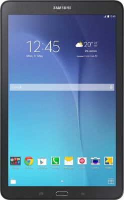 Samsung Galaxy Tab E(Metallic Black)