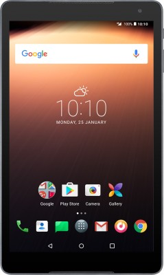Alcatel A3 10 16 GB 10.1 inch with Wi-Fi+4G Tablet(Volcano Black)