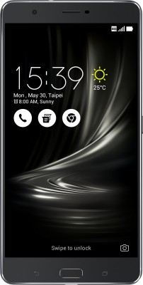 Asus ZenFone 3 Ultra 64 GB 6.8 inch with Wi-Fi+4G Tablet(Grey)