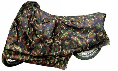 Ultra Fit Two Wheeler Cover for Piaggio(Vespa LX, Multicolor)