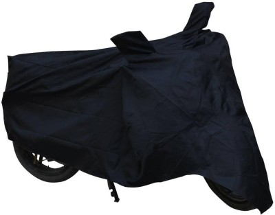 Wadhwa Creations Two Wheeler Cover for Honda(Dream Neo, Black)