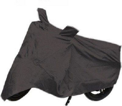 Wat Two Wheeler Cover for Bajaj(Pulsar 135 LS DTS-i, Grey)