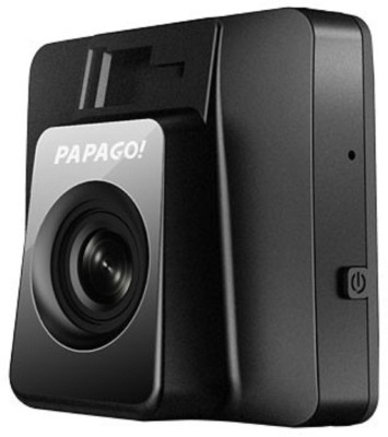 Papago v1.0 Car Bluetooth Device with Car Charger(Black)