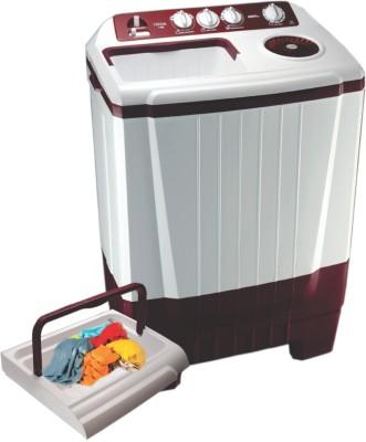 Onida 7.5 kg Semi Automatic Top Load Washing Machine(WO75SBX1)