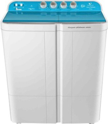 Videocon 7.5 kg Semi Automatic Top Load Washing Machine(WM VS75Z20-LBA)