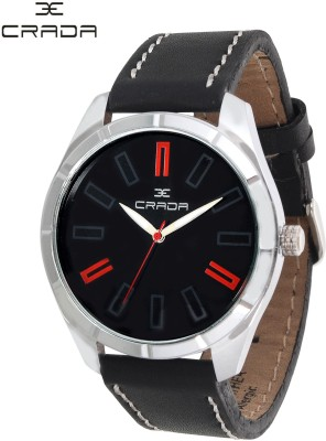 Crada CS-500BK Cromatic Analog Watch  - For Men