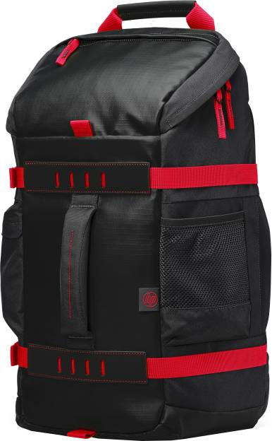 Flipkart Exclusive: HP 15.6 inch Laptop Backpack(Black, Red) @ Rs.1,599/- (54% OFF)