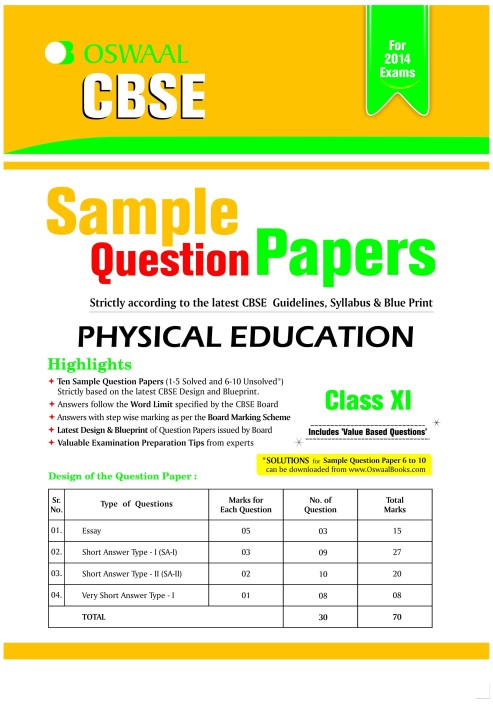 Buy physical education paper physical education class 12 cbse paperback books buy malvernweather Gallery