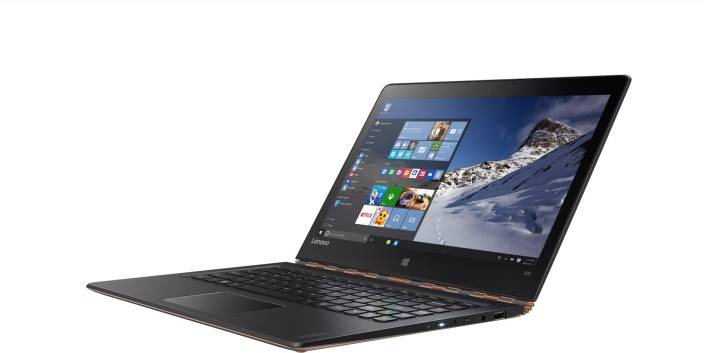 Lenovo Core i7 6th Gen - (8 GB/512 GB SSD/Windows 10 Home) Yoga 900 2 in 1 Laptop(13.3 inch, Gold, 1.3 kg)