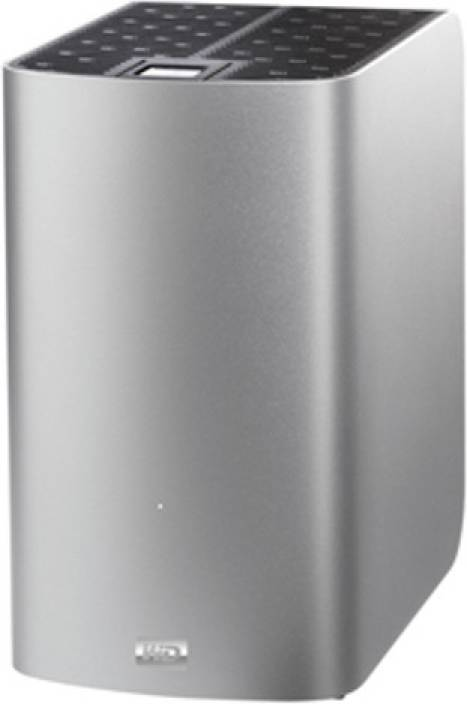 WD My Book 6 TB External Hard Disk Drive(External Power Required)