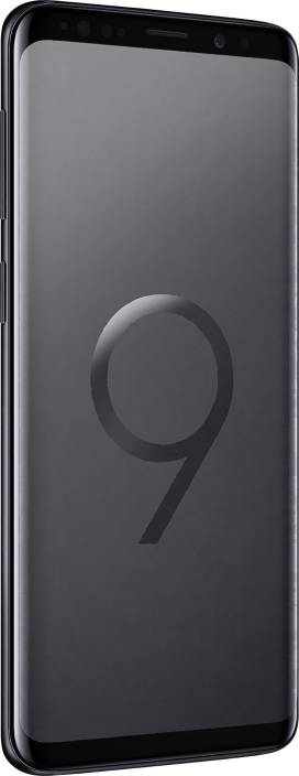 Samsung Galaxy S9 (Midnight Black, 256 GB)(4 GB RAM)