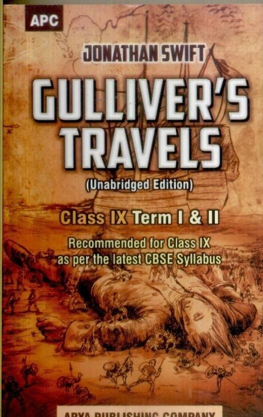 gulliver in gullivers travels essay