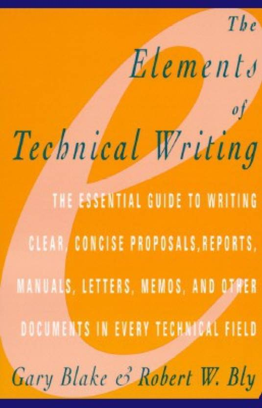 clear technical writing