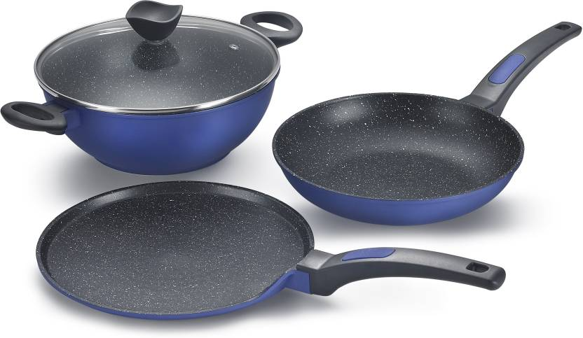 Flipkart: Prestige Omega Die Cast Cookware Set @ Rs.999/- (74% OFF)