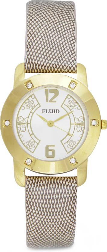 Flipkart: Fluid Watches – Up To 80% OFF (From Rs.333/-)