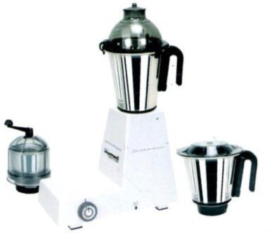Sumeet Traditional Domestic Dxe (Use Only In USA And Canada Not For India) 750 W Mixer Grinder(White, 3 Jars)