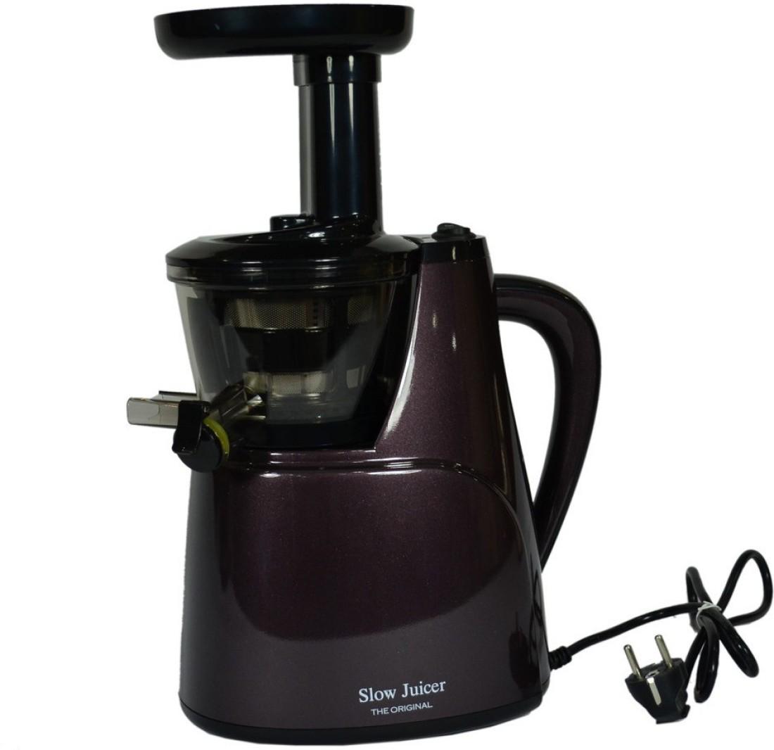 Slow Juicer The Original 150 W Juicer(Purple, 1 Jar)