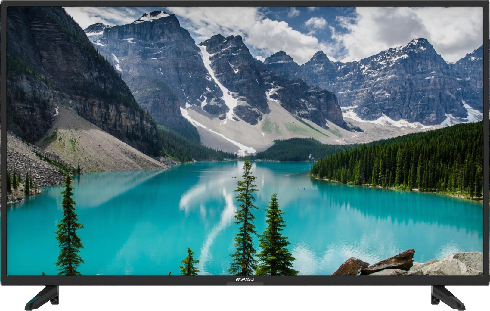 Sansui 127cm (50) Full HD LED TV(SNX50FH24X/LEDTVSNX50FH24XAF, 3 x HDMI, 2 x USB)