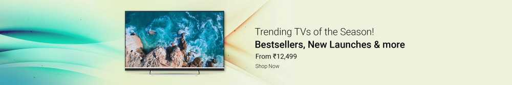 Trending TVs This Season - Buy Trending TVs This Season Online at Low Prices In India | Flipkart.com