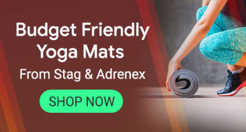 Budget Friendly Yoga Mats