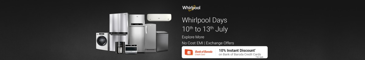Whirlpool Days 10th to 13th July