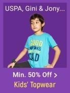kids topwear flipkart