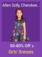 girls dresses flipkart