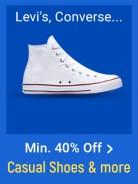 casual shoes flipkart