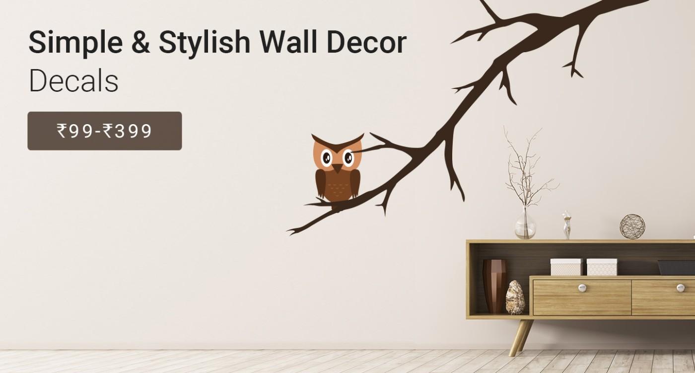 Home decoration articles online.