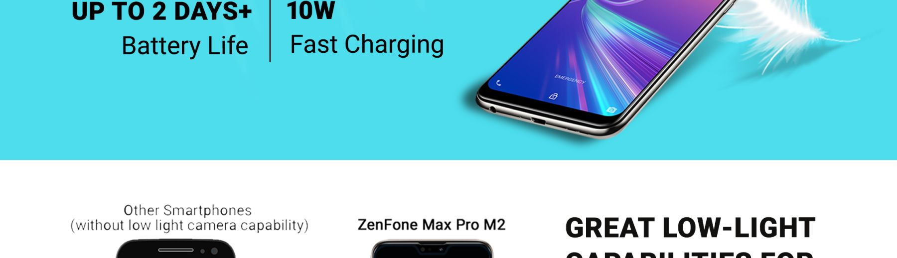 Asus Zenfone Max Pro M2 - Launching on 11th December - Stay