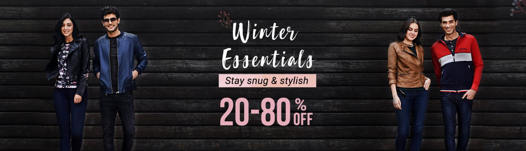 Fashion trends- Get offers on latest fashion trends 2019