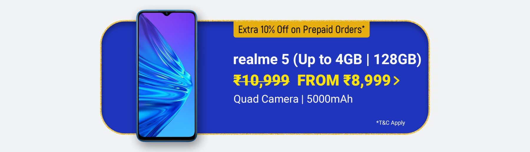 Flipkart-Big-Diwali-Sale-Biggest-Surprise-of-smartphone-RealME5-2019