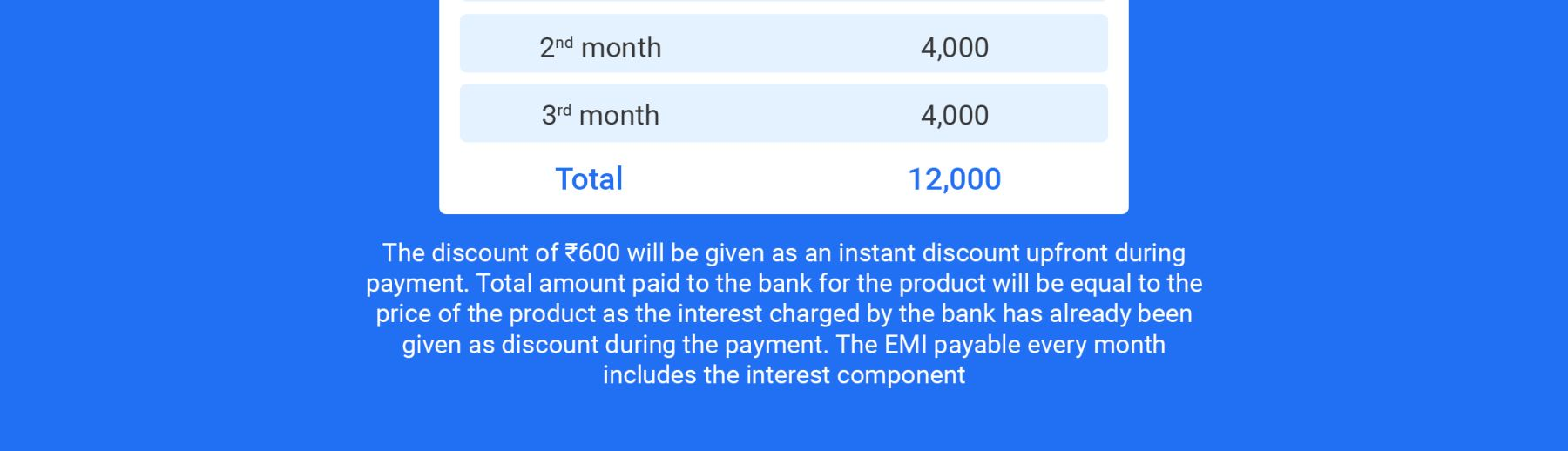 No Cost EMI offers on Mobiles, Laptops, Cameras & more