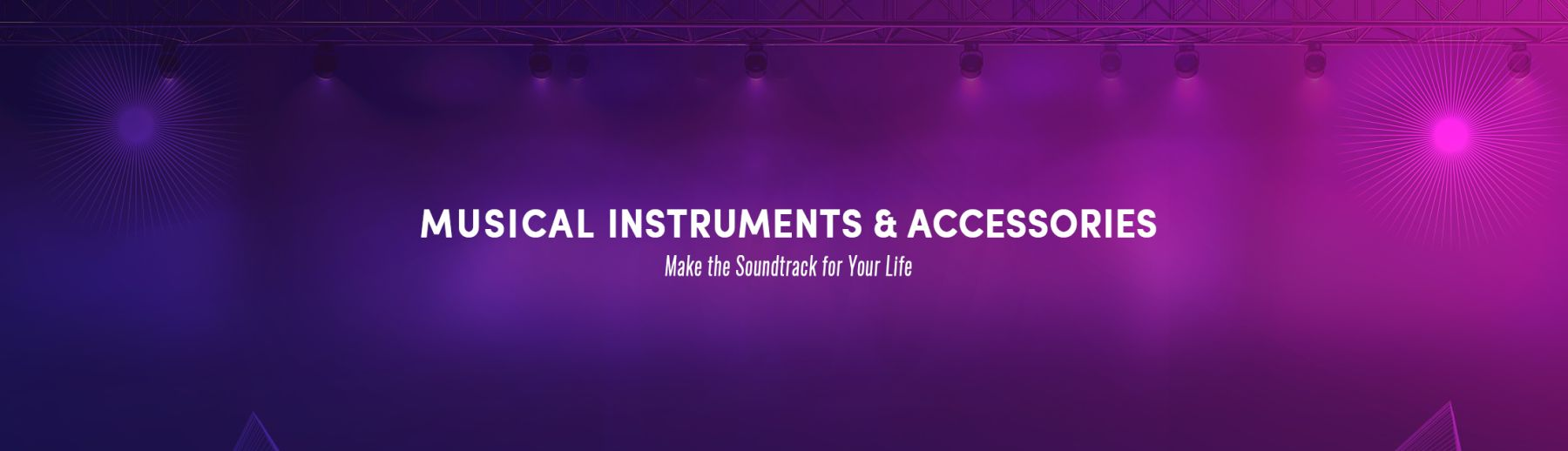 Musical Instruments Store - Up to 40% Off On Musical