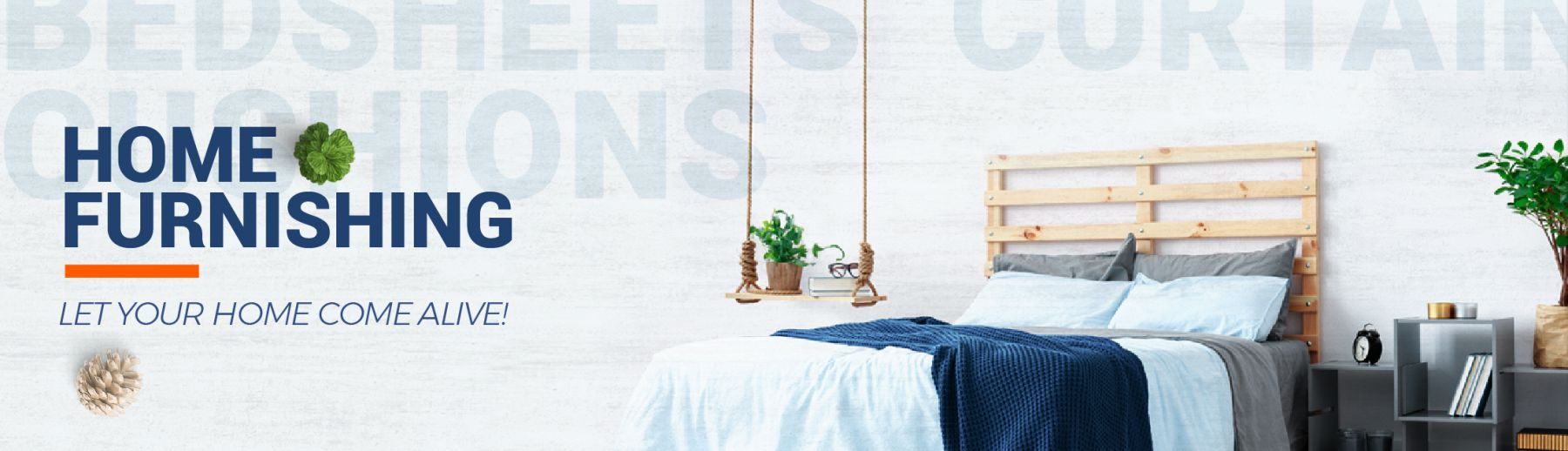 Great Indian Festival: Upto 80% Off on Home Furnishing + Extra 10% Off on SBI Bank Debit & Credit Cards (29th Sept - 4th Oct)