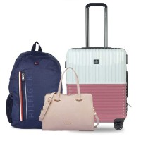Upto 70%+Extra5%Off Skybags, American Tourister... Backpacks, Suitcases, Handbags..