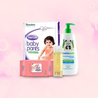 Upto 40%+Extra10% Off Johnson's, Himalaya & More  Diaper,Baby Soap, Powder & More