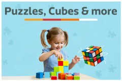 Puzzles- Cubes and more