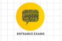 Enterance Exams
