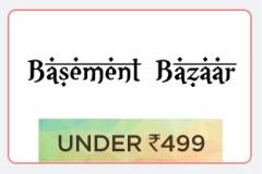 Basement Bazaar