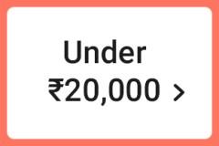 Below ₹20,000