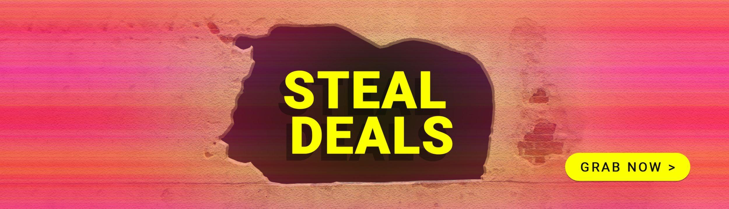 Steal deals Banner MBS
