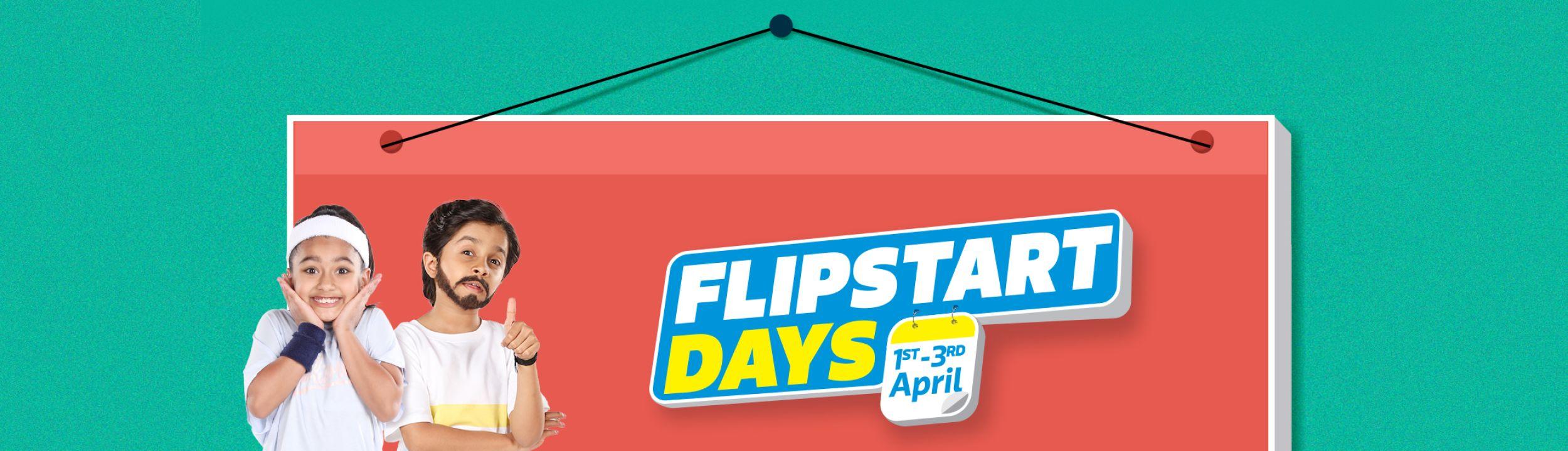 Flipstart Day Sale