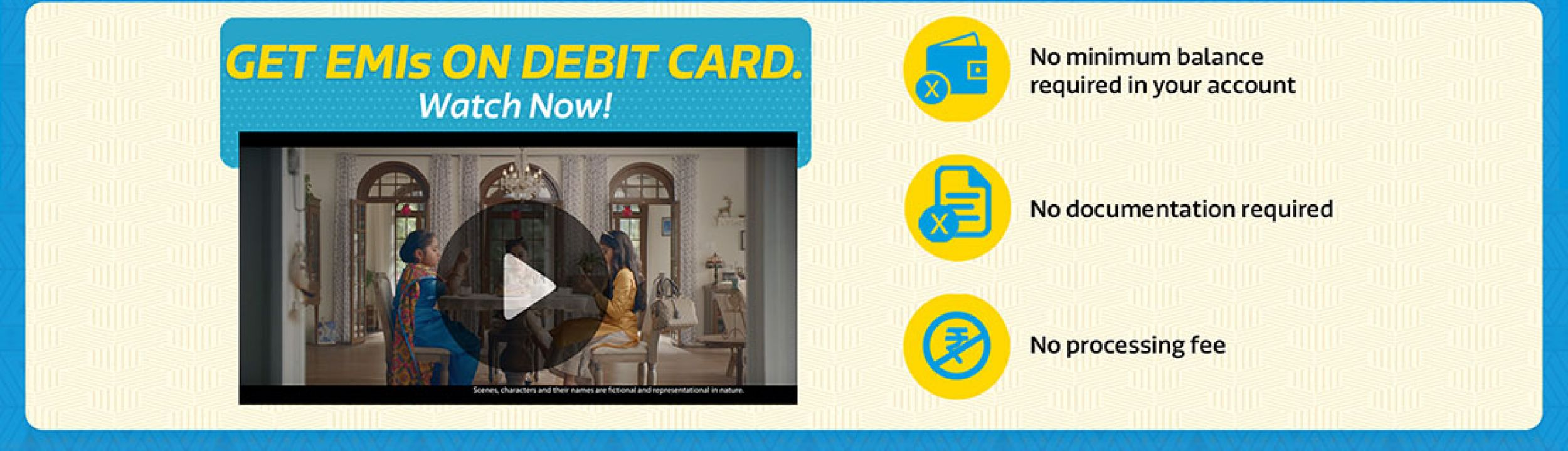 EMI on Debit Cards | Easy Installments on Debit Cards at Flipkart com