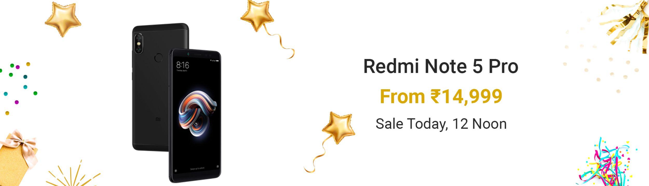 Redmi Note 5 Pro Mi Anniversary