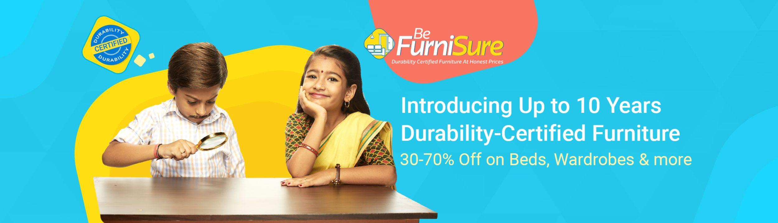 49ed4267b61 Furniture (फर्नीचर)  Buy Wooden Furniture Online at Flipkart ...