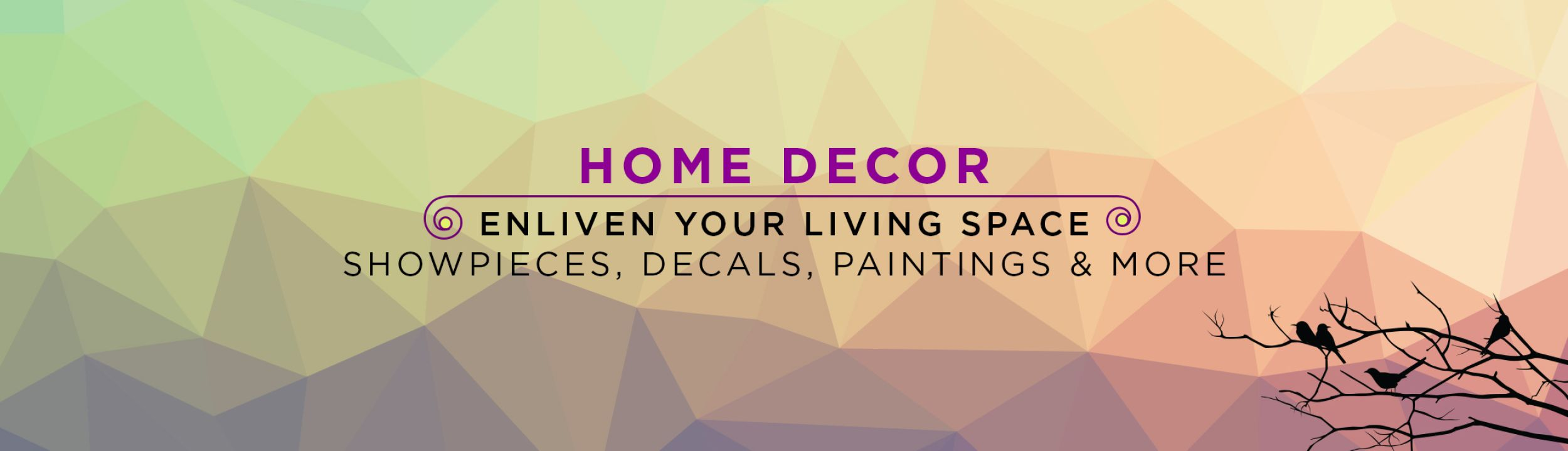 Home Decor Range