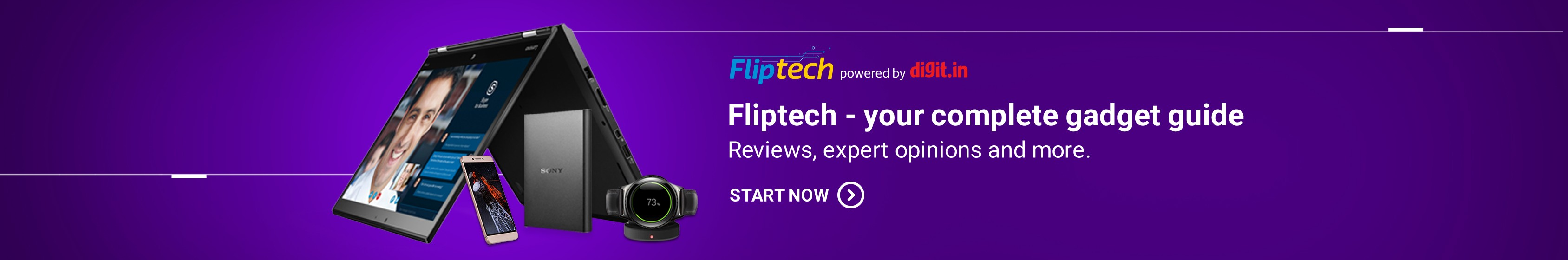 Flipkart Fliptech Hobby Hub - New technology launched by Flipkart to provide consumers ease of making shopping decisions.