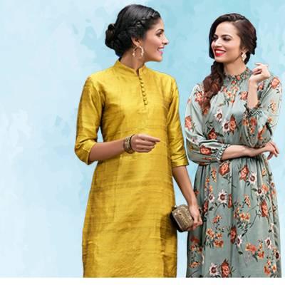Women's Clothing by Pantaloons upto 70% off on Flipkart