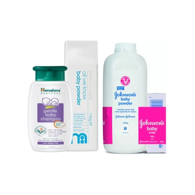 Under ₹299 Baby Care Essentials Himalaya, Johnson's & more,